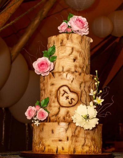 Silver-birch-wedding-cake