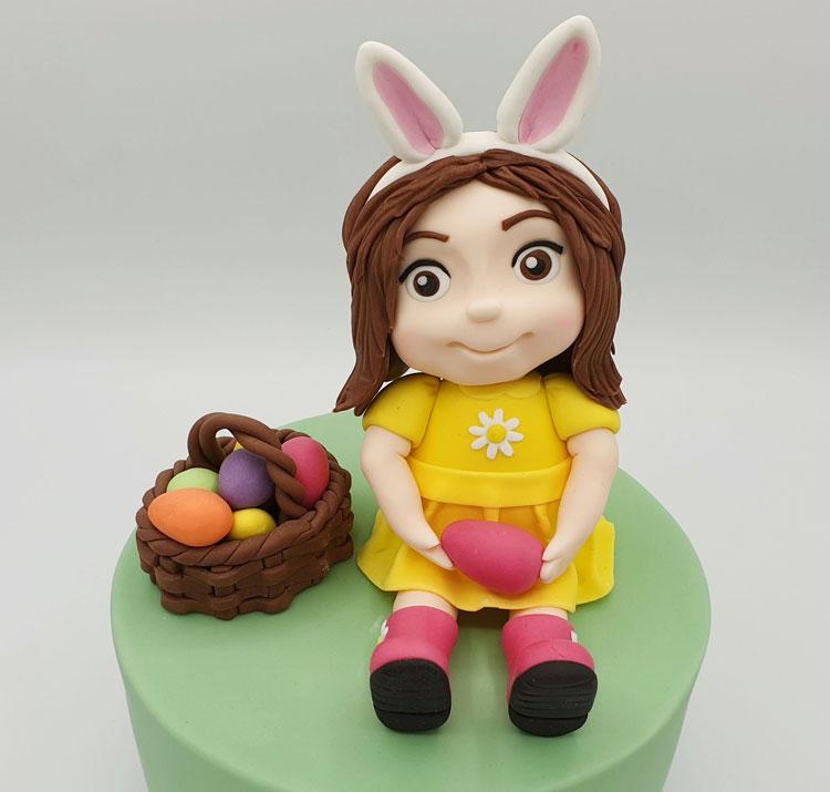 Easter-girl-cake-topper-online-class