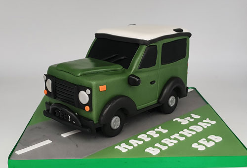 Green-Land-Rover-cake