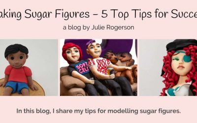 Making Sugar Figures – 5 Top Tips for Success