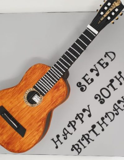 Guitar-cake-East-Yorkshire