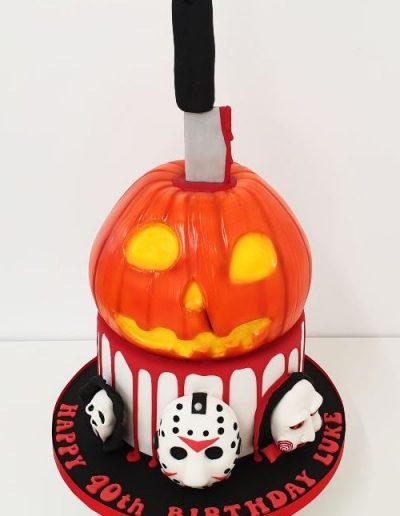 Horror-film-themed-birthday-cake