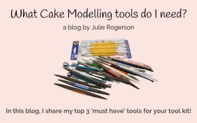 What cake modelling tools do I need?